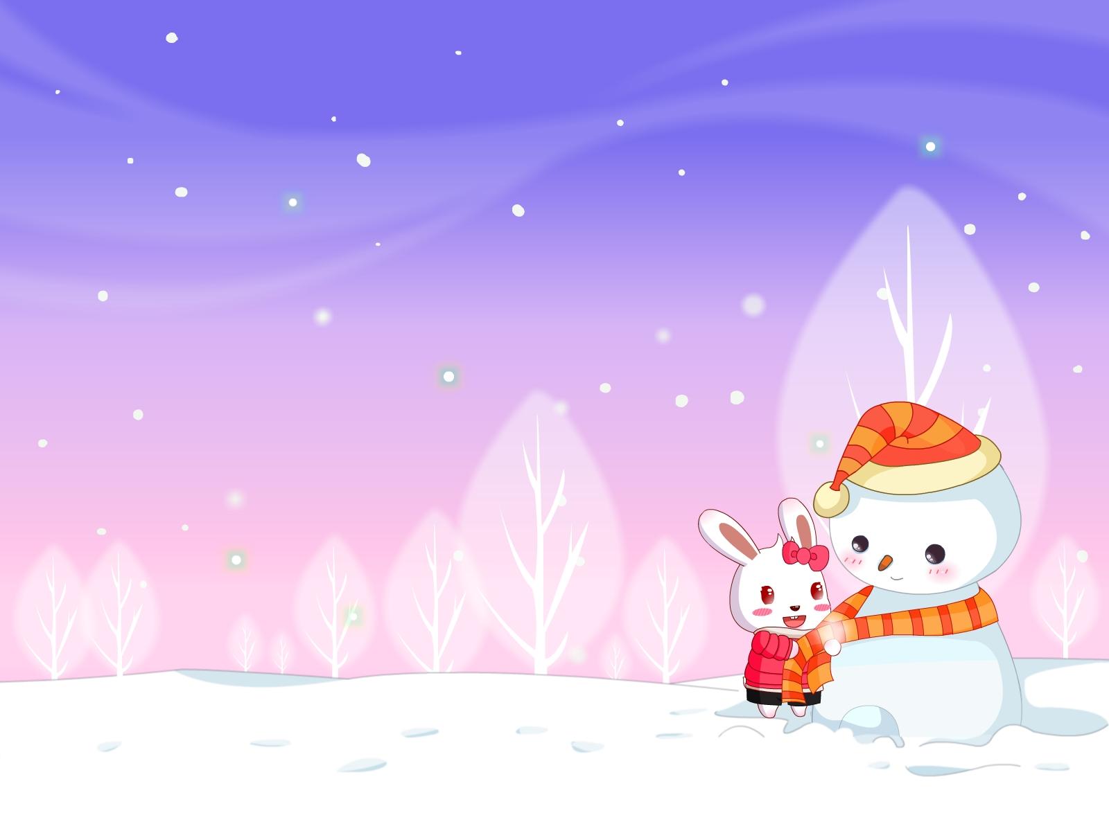 雪人的礼物